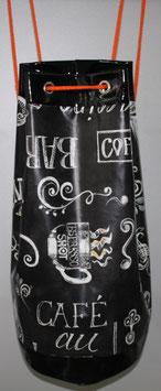 4a-kitbag Coffee Schwarz-Weiss