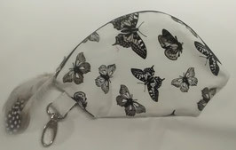 FFP2 Bag Schmetterling mit Federnanhänger