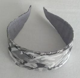 Haarreif Caumonflage Grau