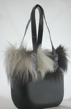 4a-Bag Mini Ziegenfell