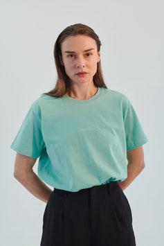 Shirt deep mint