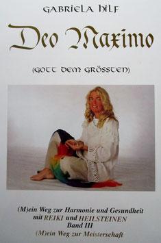 Deo Maximo (Gott dem Größten)