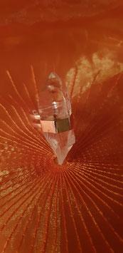Bergkristall-Ring Nr. 1