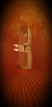 Bergkristall-Ring Nr. 4