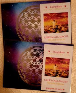 Liebes-Licht-Energiekarten