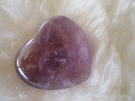 Amethyst-Herz