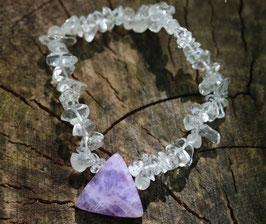 Kristall-Armband