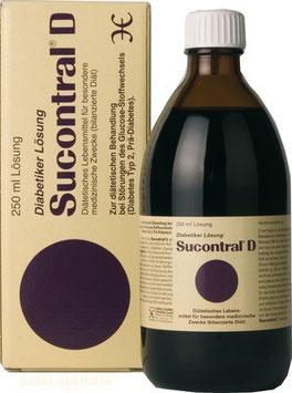 Sucontral ® D Diabetiker Lösung (250 ml)
