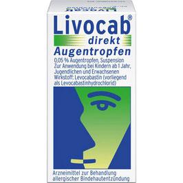 Livocab ® direkt Augentropfen