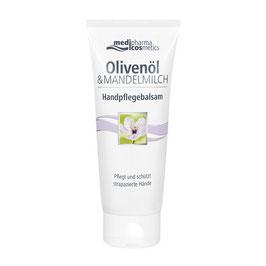Olivenöl & Mandelmilch Handpflegebalsam