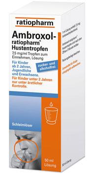 Ambroxol-ratiopharm ® Hustentropfen