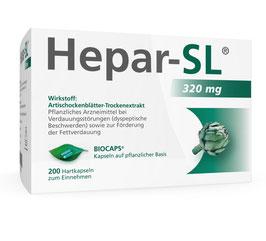 Hepar ® SL 320 mg