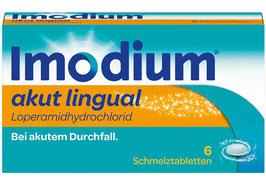 Imodium ® akut lingual (6)