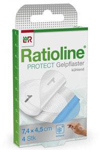Ratioline ® Gelpflaster