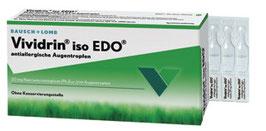 Vividrin ® iso EDO