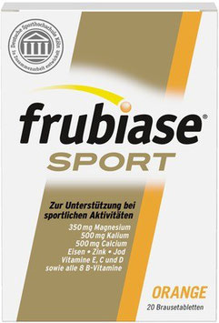 frubiase ® Sport Orange