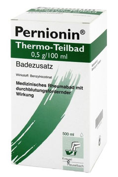 Pernionin ® Thermo-Teilbad (500ml)