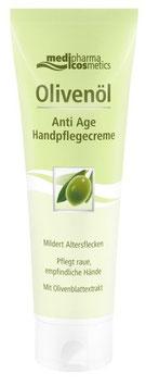 Olivenöl Anti Falten Handpflegecreme