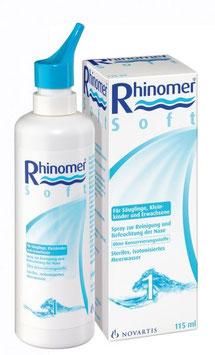 Rhinomer ® Soft Nasendusche