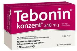 Tebonin ® konzent ® 240mg