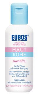 Eubos ® Haut Ruhe Badeöl