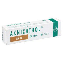 Aknichthol ® Creme