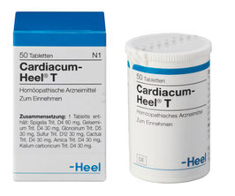 Cardiacum Heel ® T Tabletten