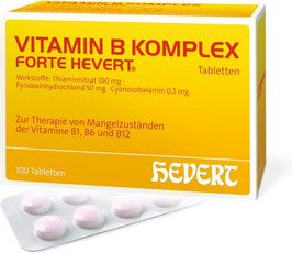 Vitamin B-Komplex forte Hevert ®