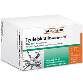 Teufelskralle ratiopharm ® 480 mg (100)