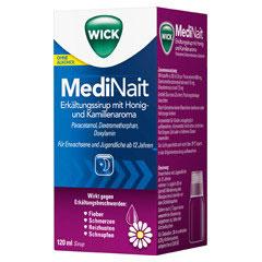 WICK ® MediNait Erkältungssirup (120)