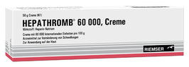 Hepathromb ® 60 000 Creme (50)