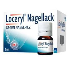 Loceryl ® gegen Nagelpilz