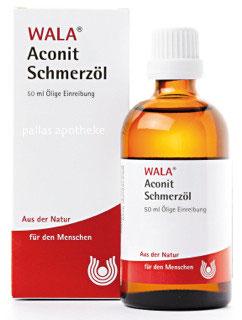 WALA ® Aconit Schmerzöl