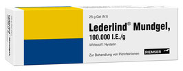 Lederlind ® Mundgel