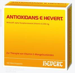 Antioxidans E Hevert ®