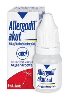 Allergodil ® akut Augentropfen