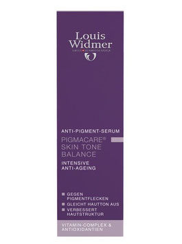 Louis Widmer Pigmacare ® Skin Tone Balance unparfümiert