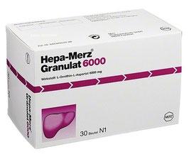 Hepa Merz ® Granulat 6000