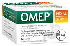 OMEP ® Hexal 20 mg