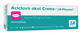Aciclovir akut Creme 1A-Pharma ®