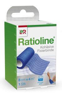 Ratioline ® Kohäsive Fixierbinde