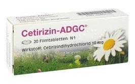 Cetirizin ADGC ®