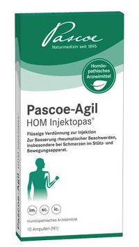 Pascoe ® Agil HOM-Injektopas (10)