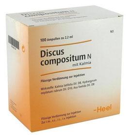 Discus compositum N mit Kalmia Ampullen (100)