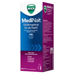 WICK ® MediNait Erkältungssirup (180)