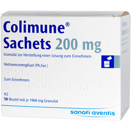 Colimune ® Sachets 200 mg