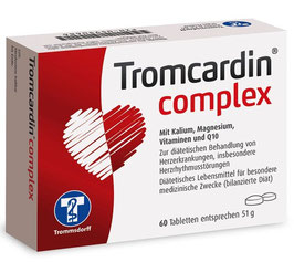 Tromcardin ® complex