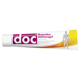 doc ® Ibuprofen Schmerzgel (50)