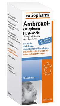 Ambroxol-ratiopharm ® Hustensaft