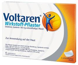 Voltaren ® Wirkstoff-Pflaster (5)